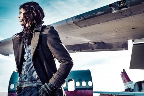 DRYKORN Autumn/Winter 2014 Advertising Campaign