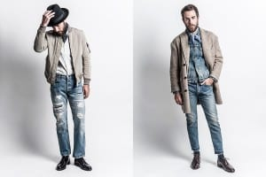 J.Sabatino Autumn/Winter 2014 Men's Lookbook