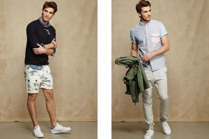 American Eagle Spring/Summer 2015 Men's Lookbook