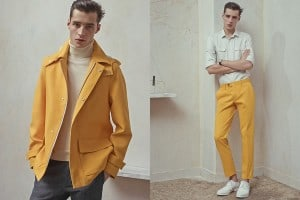 De Fursac Spring/Summer 2015 Men's Lookbook