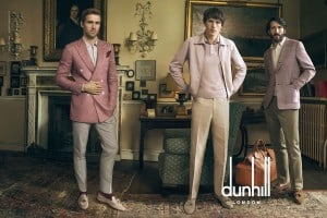 Dunhill Spring/Summer 2015 Advertising Campaign