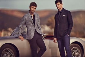 Massimo Dutti May 2015 Men's Lookbook