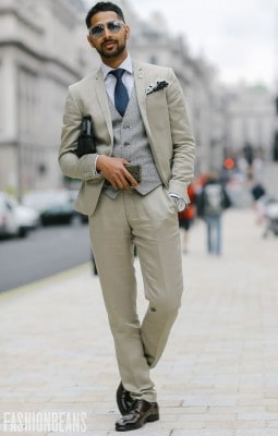Saad Wadia, Photographed in London - Click Photo To See More