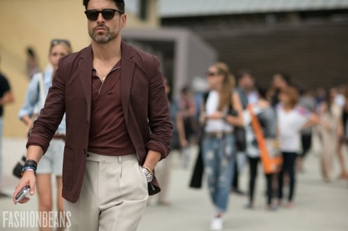 Street Style Gallery: The Best Of Pitti Uomo 88