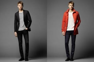 Burberry Black Label Spring/Summer 2015 Men's Lookbook