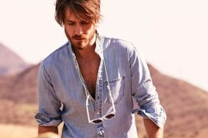 10 Of The Best Men's Denim Shirts: Summer 2015