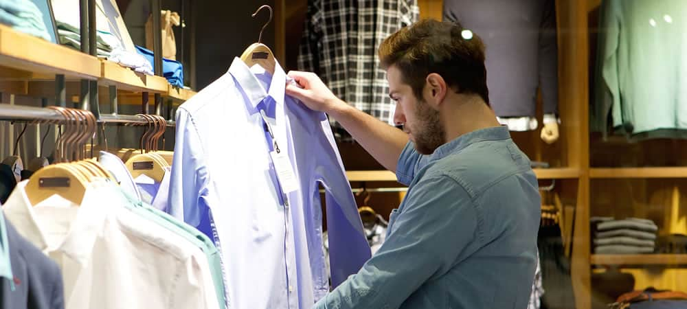 How To Buy Better Quality Men's Clothing