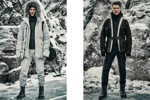 Belstaff Autumn/Winter 2016 Men's Lookbook