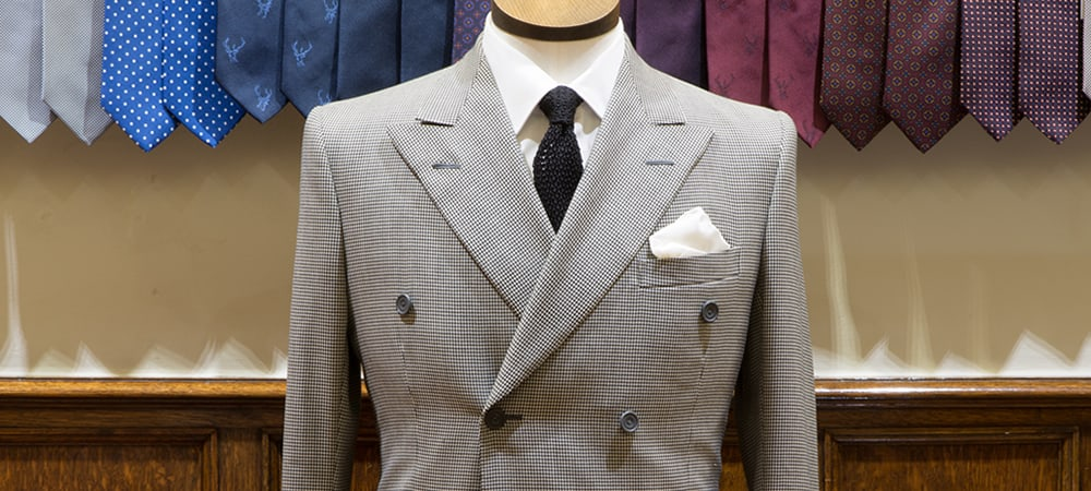 Huntsman For Alexander McQueen