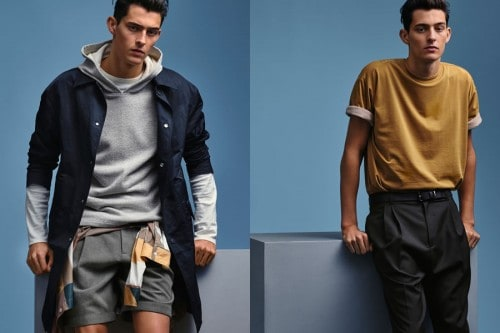 H&M Studio Spring/Summer 2016 Men's Lookbook