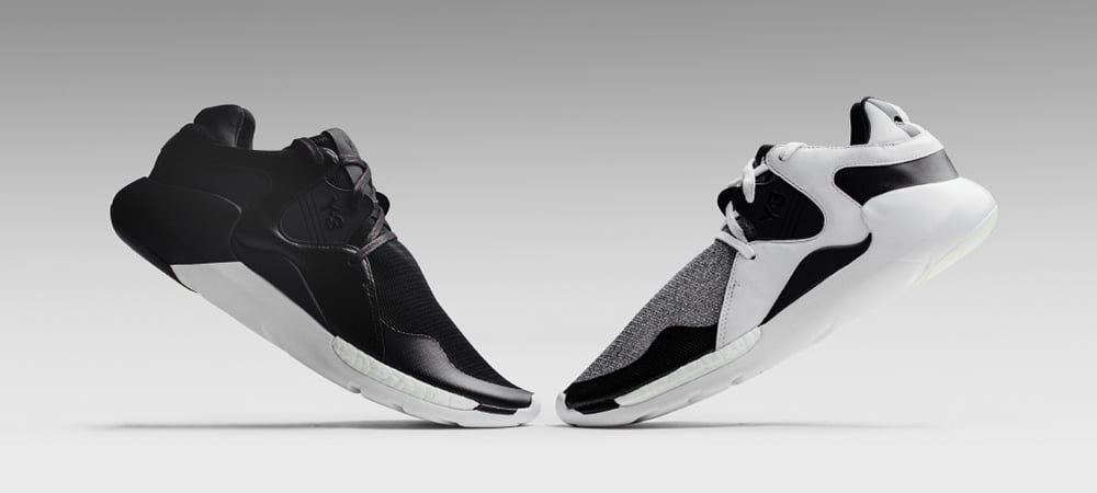 These Y-3 QR Runs Are So Beautiful We Almost Want To Go Jogging