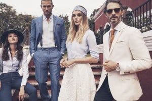 Chester & Peck Spring/Summer 2016 Advertising Campaign