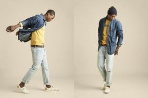 Levi's Spring/Summer 2016 Men's Lookbook