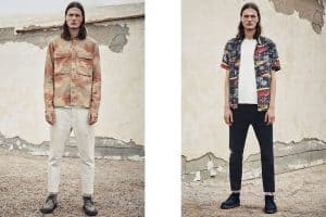 AllSaints July 2016 Men's Lookbook