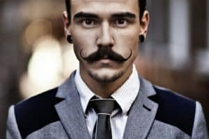 The Complete Guide To Growing A Moustache