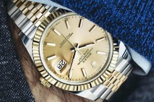 8 Of The Best Two-Tone Watches