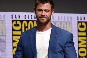 Chris Hemsworth Just Turned A Tailoring Sin On Its Head