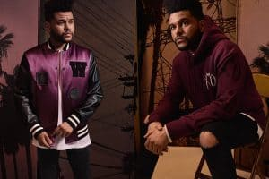 H&M Selected By The Weeknd Autumn/Winter 2017 Men's Lookbook