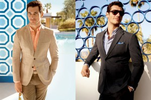 Banana Republic Spring/Summer 2012 Advertising Campaign