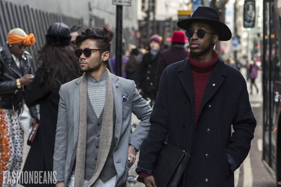 Street Style Gallery: The Best Of London Collections: Men AW15