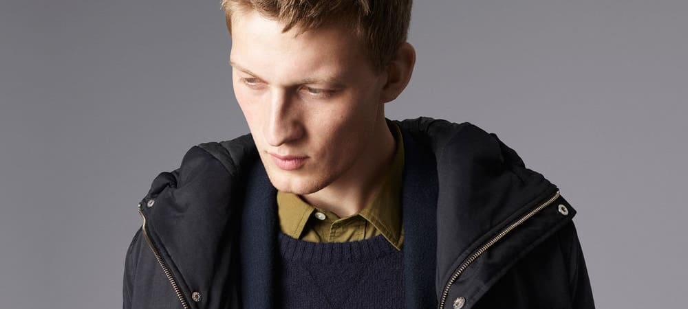 Whistles Launches Autumn/Winter 2015 Menswear Collection