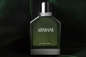 Fragrance Of The Week: Armani Eau de Cedre
