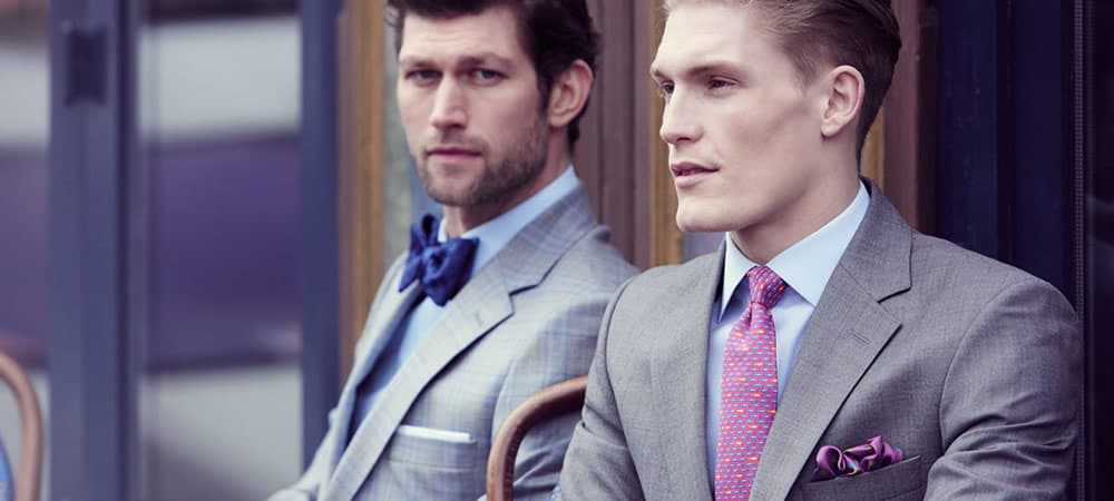 The Guide To Spring Tailoring