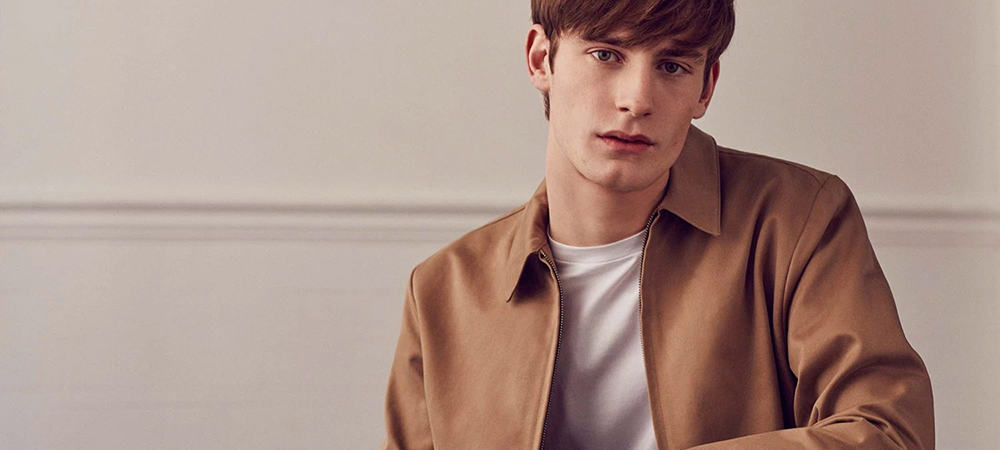 Sunspel's SS16 Collection Has Us Praying For Warmer Weather