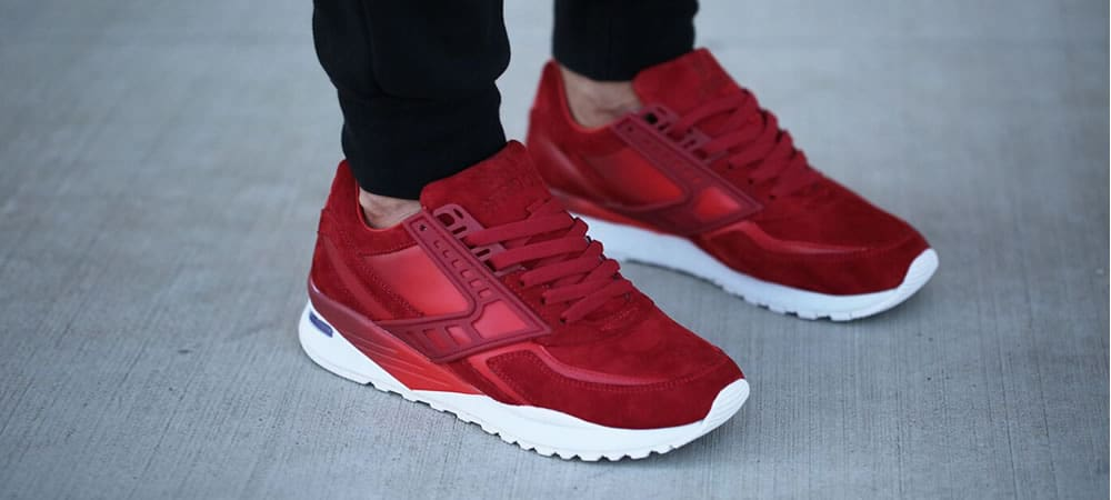 The New BAIT And Brooks Collab Will Have You Seeing Red