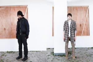 nonnative Autumn/Winter 2016 Men's Lookbook