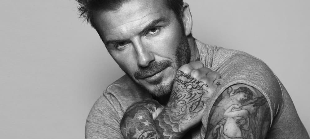 You'll Soon Be Able To Buy A David Beckham Grooming Range