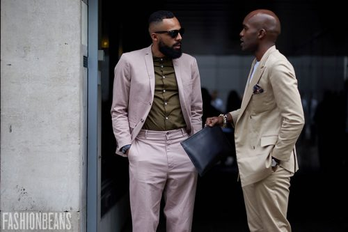 Street Style Gallery: London Collections Men SS17