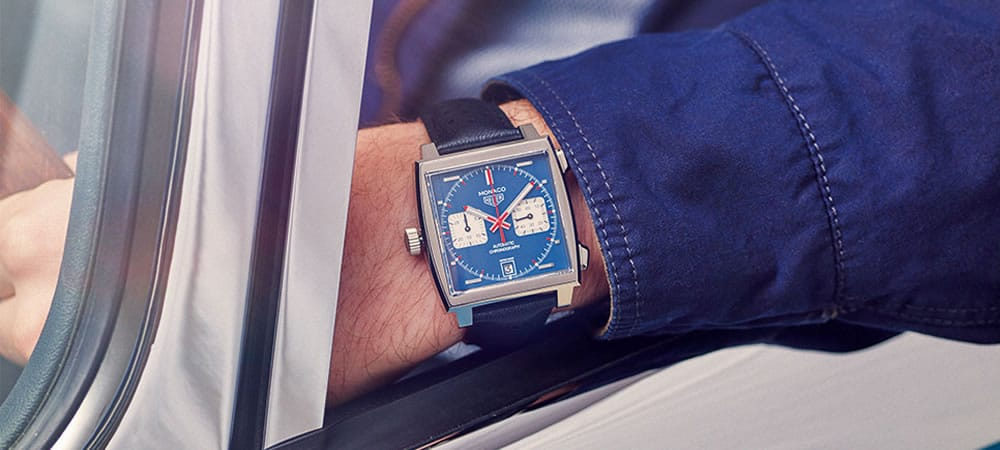 8 Of The Best Square-Faced Watches