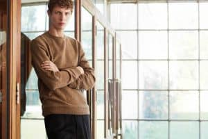 H&M Sharp Layers Autumn/Winter 2016 Men's Lookbook