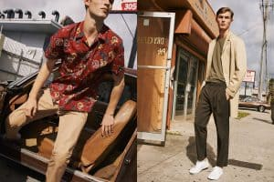 Mango Man Spring/Summer 2017 Advertising Campaign