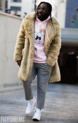 Street Style Gallery: London Fashion Week Men's AW17