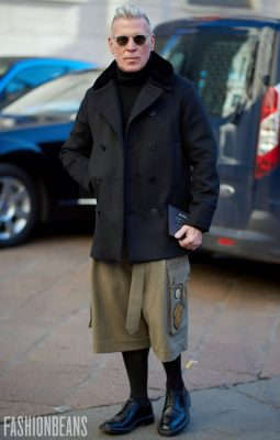 Street Style Gallery: Milan Fashion Week AW17