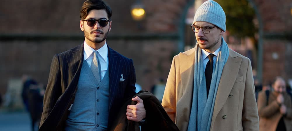 8 Major Street Style Trends From The Men's AW17 Fashion Weeks