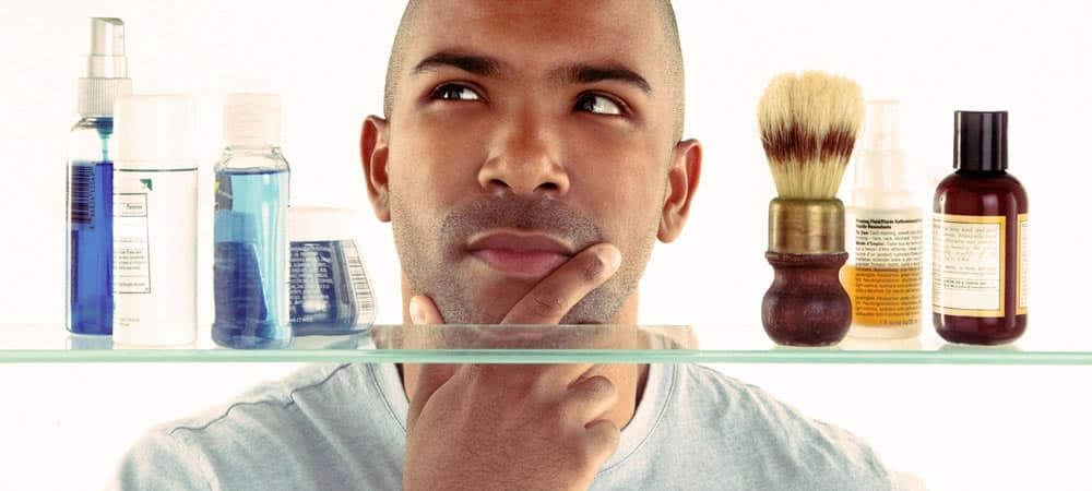 How To Take Stock Of Your Grooming Cabinet