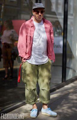 Street Style Gallery: London Fashion Week Men's SS18