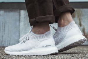 A First Look At The Adidas ultraBOOST Uncaged Triple White 2.0