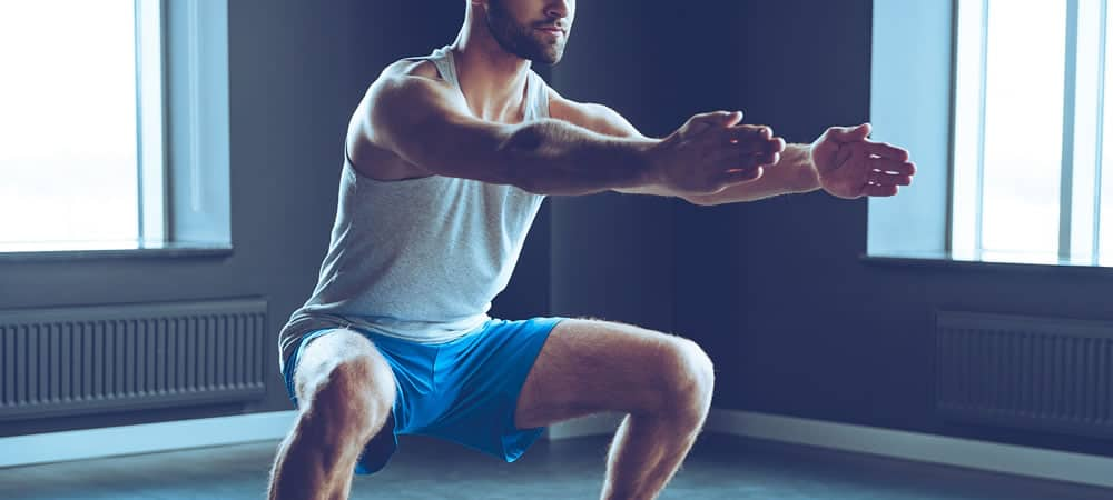Squatting: Getting Your Stance Correct
