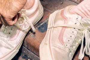 Are Satin Trainers The Most Impractical Thing Ever?