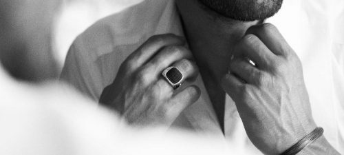 The Signet Ring Is Officially Cool Again