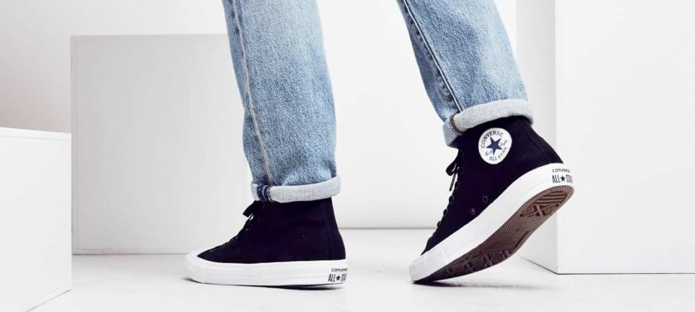 info for 2a981 74c1c How To Wear Converse High Tops In 7 Modern Ways