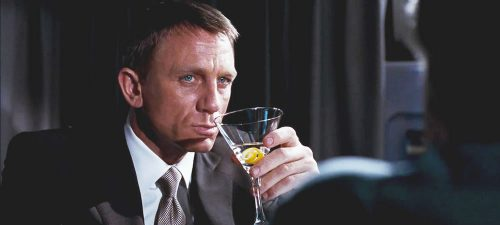 How To Make A Martini Like James Bond