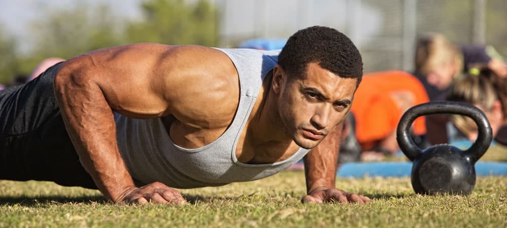 The Burpee Workout That'll Shred Fat Fast