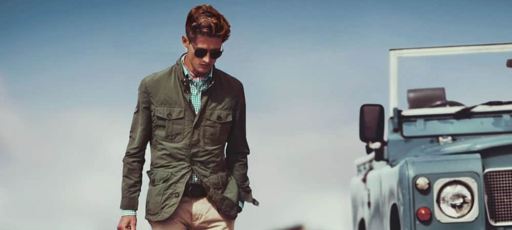 The Safari Jacket: 2019's Most Stylish And Practical Menswear Item