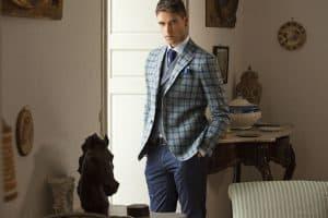 Angelo Nardelli Spring/Summer 2018 Men's Lookbook