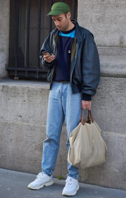 Paris Fashion Week Men's: The Best Street Style Looks AW19